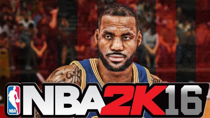 Постер к Русификатор NBA 2K16