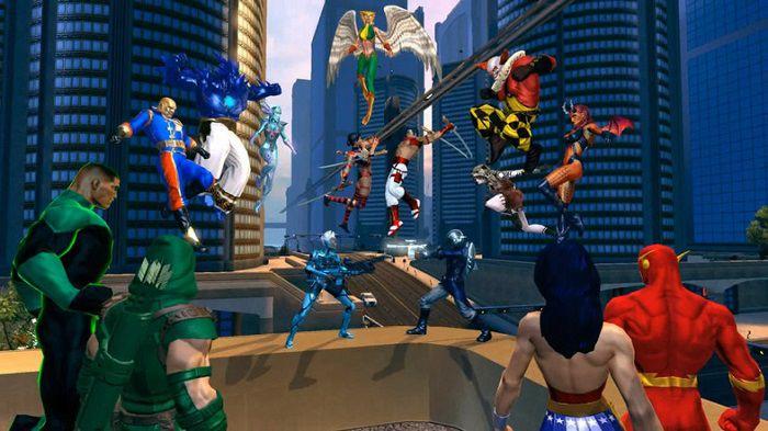 Постер к Русификатор DC Universe Online