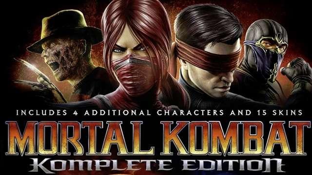 Постер к Русификатор Mortal Kombat Komplete Edition (текст)
