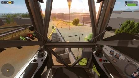 Постер к Русификатор Construction Simulator 2015