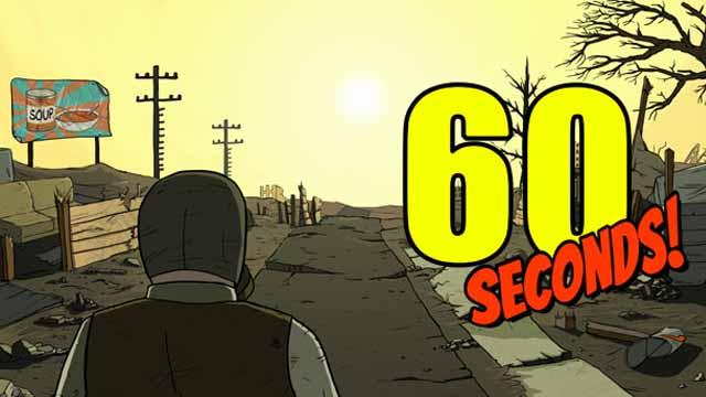 Постер к Русификатор 60 seconds (текст для пиратки)