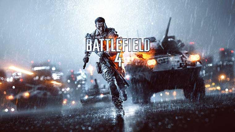 Постер к Русификатор Battlefield 4