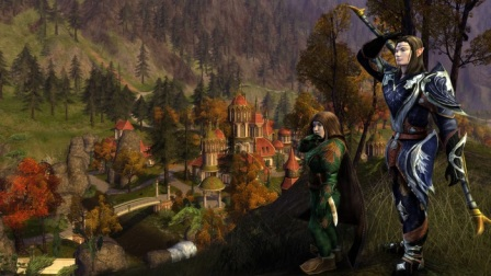 Постер к Русификатор The Lord of the Rings Online
