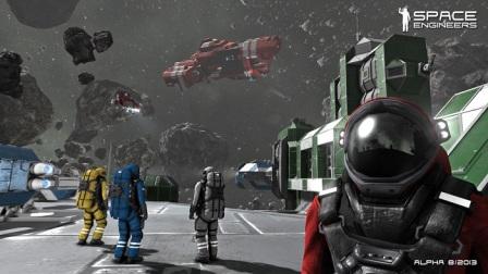 Постер к Русификатор Space Engineers