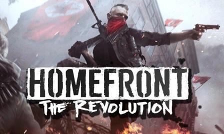 Постер к Русификатор Homefront: The Revolution
