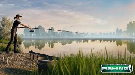 Постер к Русификатор Euro Fishing