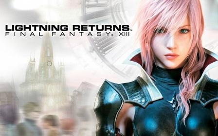 Постер к Русификатор Lightning Returns: Final Fantasy XIII (текст)