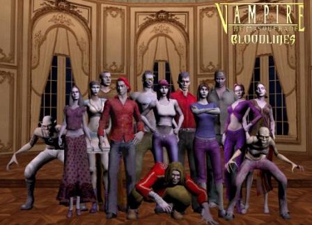 Постер к Русификатор Vampire: The Masquerade Bloodlines