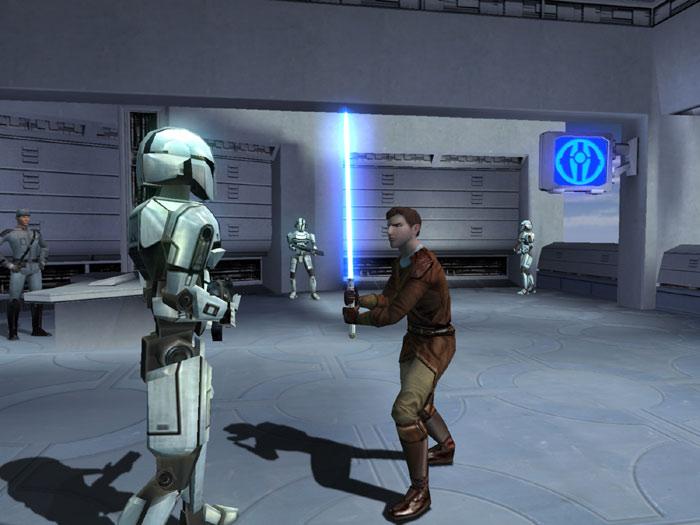 Постер к Русификатор Star Wars: Knights of the Old Republic