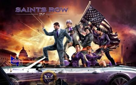 Постер к Русификатор Saints Row 4