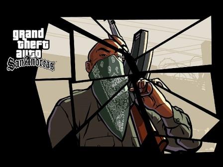 Постер к Русификатор GTA: San Andreas (текст)