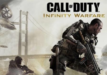 Постер к Русификатор Call of Duty: Infinite Warfare