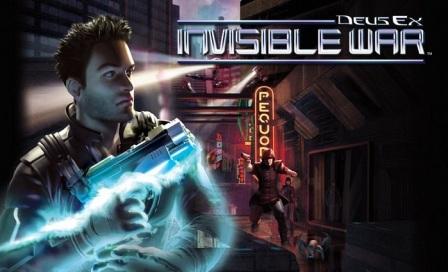 Постер к Русификатор Deus Ex: Invisible War
