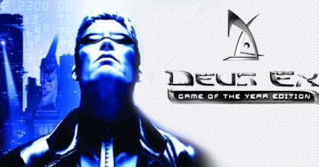Постер к Русификатор Deus Ex: GOTY Edition