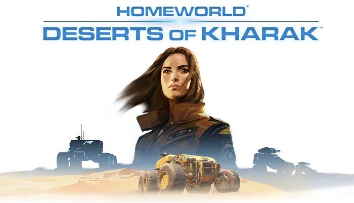 Постер к Русификатор Homeworld: Deserts of Kharak