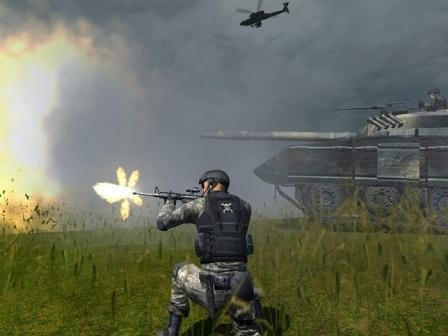 Постер к Русификатор Delta Force: Xtreme 2