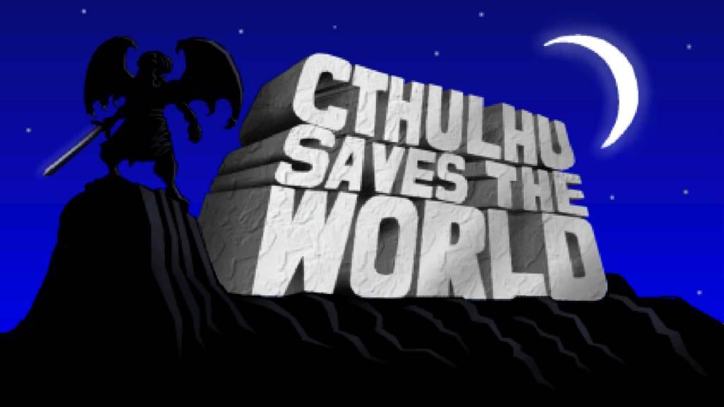 Постер к Русификатор Cthulhu Saves the World