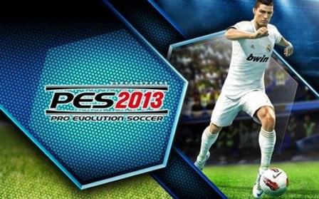 Постер к Русификатор Pro Evolution Soccer 2013