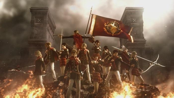 Постер к Русификатор Final Fantasy Type-0