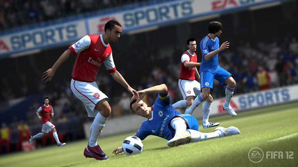 Постер к Русификатор FIFA 12