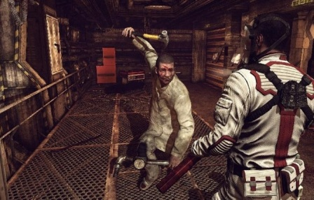Постер к Русификатор Afterfall Insanity: Extended Edition (Steam)