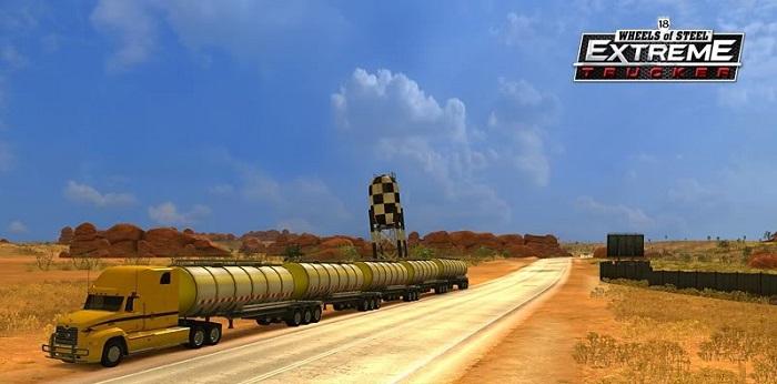 Постер к Русификатор 18 Wheels of Steel: Extreme Trucker