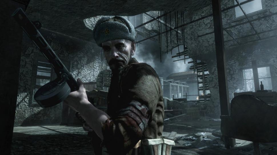 Постер к Русификатор Call of Duty: World at War