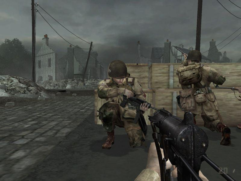 Постер к Русификатор Brothers in Arms: Earned in Blood