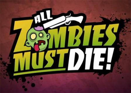 Постер к Русификатор All Zombies Must Die!