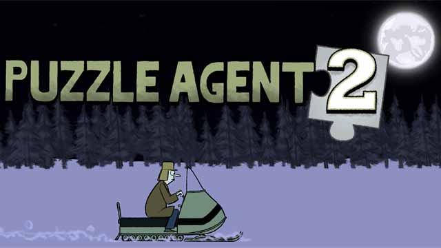 Постер к Русификатор Puzzle Agent 2