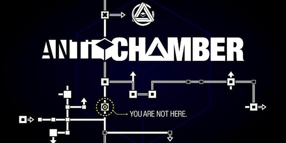 Постер к Русификатор Antichamber