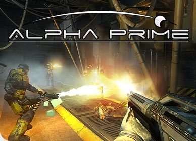 Постер к Русификатор Alpha Prime (текст и звук, 1С)