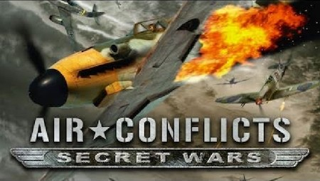 Постер к Русификатор Air Conflicts: Secret Wars (текст+звук)