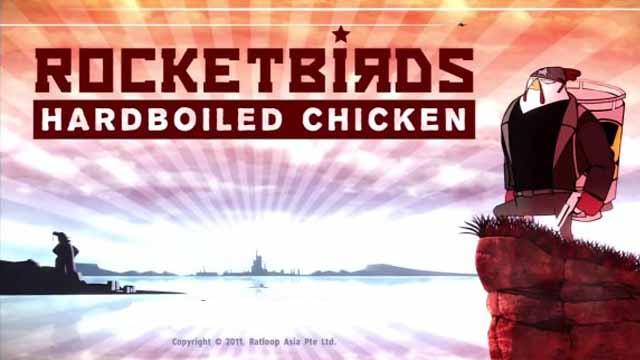 Постер к Русификатор Rocketbirds Hardboiled Chicken