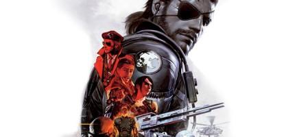 Постер к Русификатор Metal Gear Solid 5: The Phantom