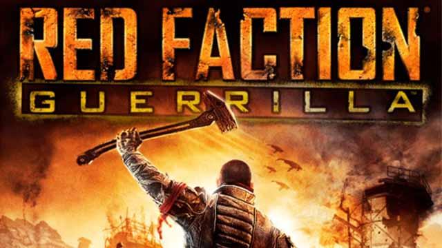Постер к Русификатор Red Faction Guerrilla (текст+звук)
