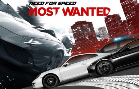 Постер к Русификатор Need for Speed: Most Wanted (текст от СофтКлаб)