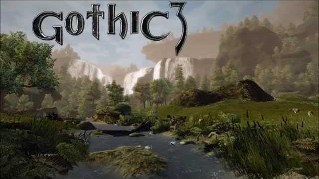 Постер к Русификатор Gothic 3 (текст)