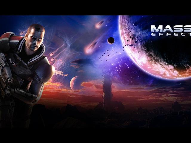 Постер к Русификатор Mass Effect