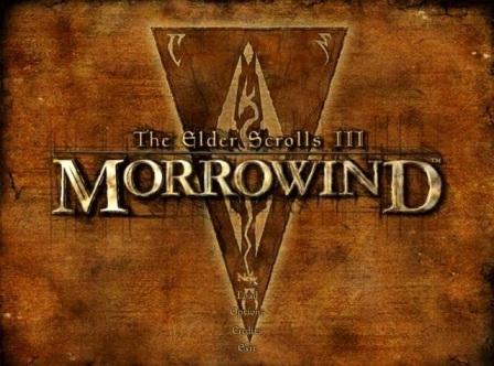 Постер к Русификатор The Elder Scrolls 3: Morrowind