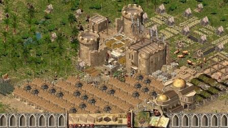 Постер к Русификатор Stronghold Crusader HD (текст+звук и HD патч)