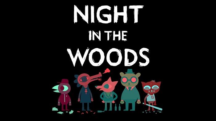 Постер к Русификатор Night in the Woods (текст)
