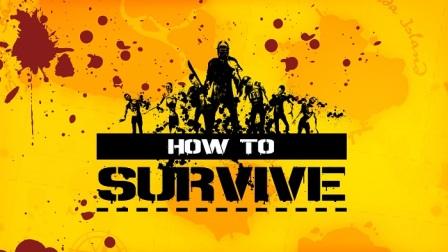 Постер к Русификатор How to Survive (текст)