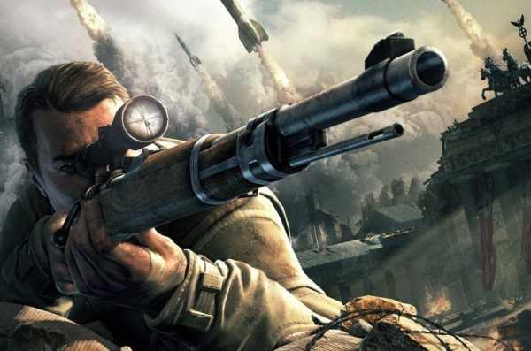Постер к Русификатор Sniper Elite 3