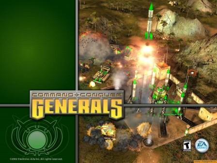 Постер к Русификатор Command & Conquer: Generals