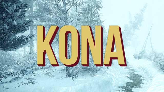 Постер к Русификатор Kona