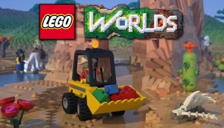 Постер к Русификатор LEGO Worlds (текст+звук)