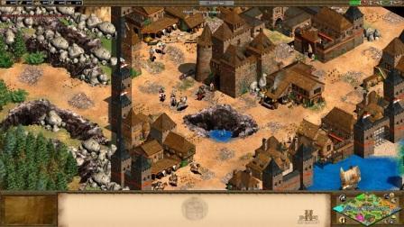 Постер к Русификатор Age of Empires II HD