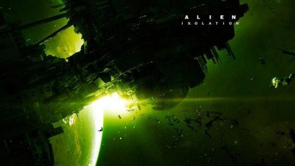 Постер к Русификатор Alien Isolation