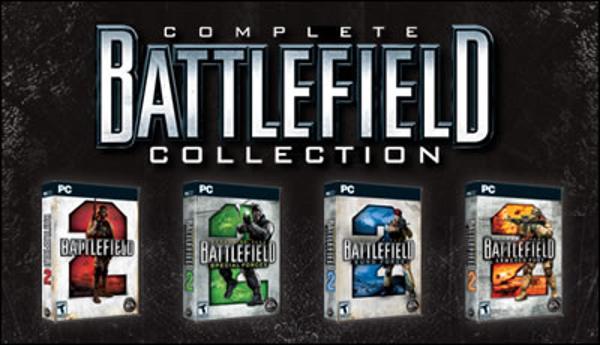 Постер к Русификатор Battlefield 2: Complete Collection